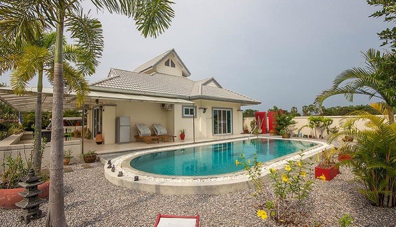 Reduced Price House For Sale With Swimming Pool Soi 112 Hua Hin