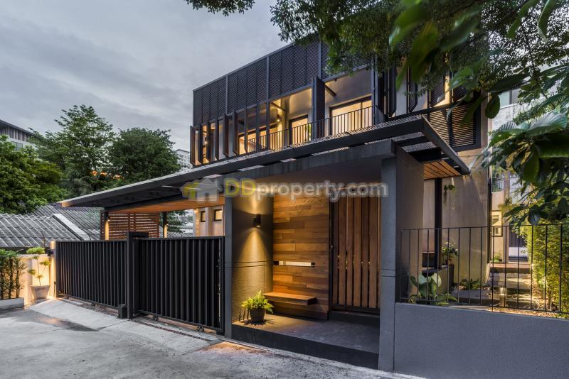 modern homes for rent