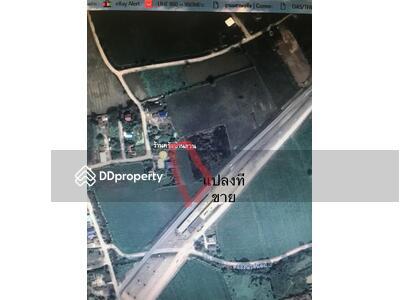 ให้เช่า - เช่า ที่ดิดถนนใหญ่ 50 000  ถ ราชพฤกษ์ ปทุม50, ทุมธานี 3 ไร่ หน้ากว้าง48เมตร