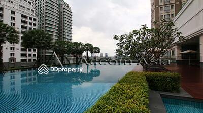 For Rent - Q Langsuan Residence condominium 2 Bedroom for rent in Ploenchit Bangkok Ratchadamri BTS AA16345