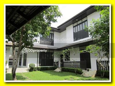 ให้เช่า - Single House Pattanakarn 4 Bed For Rent (BR7502SH)