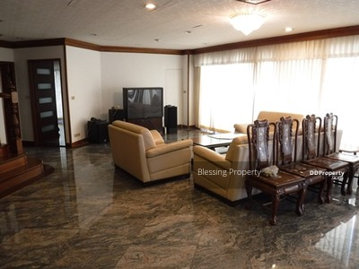 For Sale - Four-bedroom duplex unit for sale at NS Tower near Central Bangna Mall