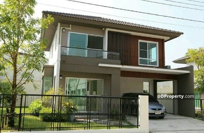 For Rent - Detached House in Bang Na, Bangkok