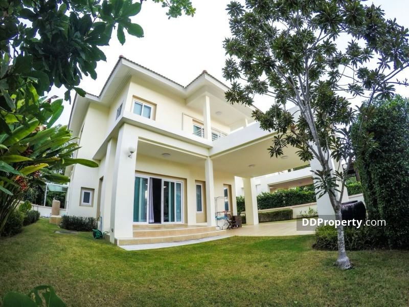 Detached House in Ban Chang, Rayong #60382452