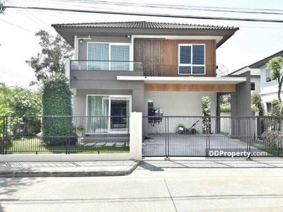 For Rent - 3 Bedroom Detached House in Bang Bo, Samut Prakan