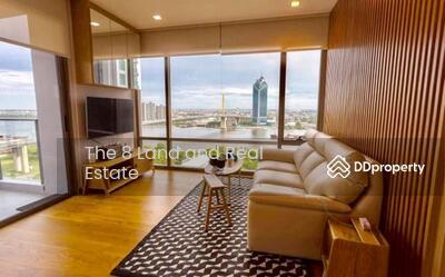 ขาย - ขาย สตาร์วิว / SALE Star View 2 Bedroom, Size 82 sqm. Corner room, Type B3, River View