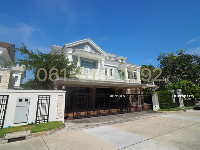 For Rent - Narasiri Bangna for rent, 4br, 397 sq. m. , 120, 000 baht