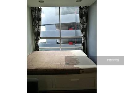 For Rent - Y5071118 ให้เช่า/Rent The Kris Ratchada17(เดอะ คริส รัชดา17) ห้องสตูดิโอ 28. 5ตร. ม ชั้น4 ตกแต่งเฟอร์ครบ พร้อมอยู่ | Y5071118