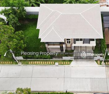 ขาย - บ้านเดี่ยวกว้าง 83. 5ตร. วา ทำสระว่ายน้ำได้ Casa Legend เกษตร-นวมินทร์