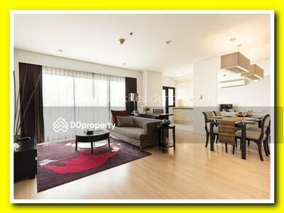 ให้เช่า - 2 Bed Serviced Apartment For Rent in Sathorn BR7345SA