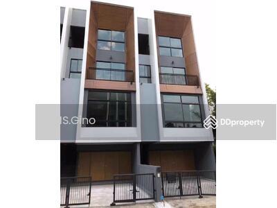 ให้เช่า - New townhome for Rent Arden Phattanakan