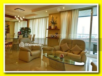 ให้เช่า - Watermark Chaopraya 3 Bed Condo For Rent Near  Riverside BR4995CD