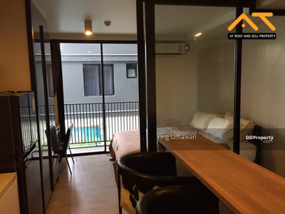 For Rent - For Rent Low-rise Condo Maestro 02 Ruamrudee - 1Bed 30Sq. m. Fully furnished , Near Central Embassy