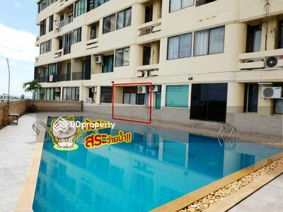 For Sale - ขายถูก! ! คอนโด เทพทิพย์แมนชั่น 29 ตรม. ติดสระว่ายน้ำ (พัทยาใต้)