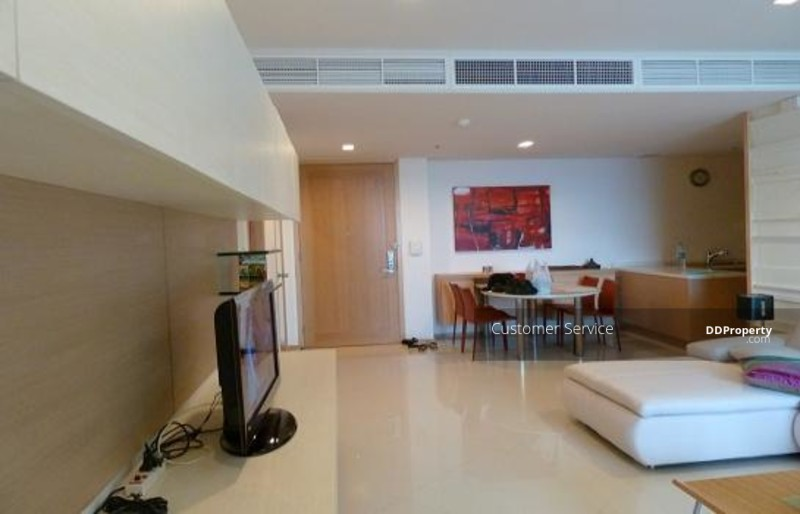 CRP-S1-CD-620084 The Empire Place, on CBD Bangkok, Sathorn, Duplex, 3 Bed 3  Bath, High floor, Close to BTS Chongnonsee
