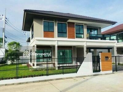 ให้เช่า - Detached House in Thanyaburi, Pathum Thani