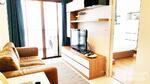 Ideo Mix Sukhumvit 103ขาย 1 ห้องนอน และ 1 ห้องน้ำ ที่ ไอดีโอ มิกซ์ สุขุมวิท 103 ขนาด 34 ตร. ม. อาคาร A, fully furnished, พร้อมกับเครื่องใช้ไฟฟ้า