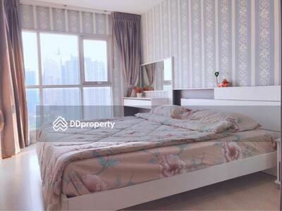 For Rent - Y3080219 ให้เช่า/Rent Condo Aspire Rama 9 (แอสไพร์ พระราม 9) 1นอน 39ตร. ม ชั้น19 ทิศใต้ ตกแต่งเฟอร์ครบ พร้อมอยู่ | Y3080219