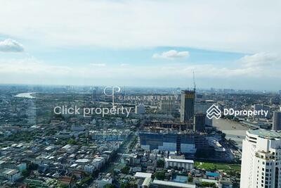 ขาย - ✦ 4bedrooms - 5bedrooms RIVER VIEW PENTHOUSE ✦ ขาย SALE The River condo ขาย เดอะ ริเวอร์ คอนโด for sale | คอนโดริมแม่น้ำเจ้าพระยา Riverside Bangkok condo - Apartment 650meters to ICONSIAM department store