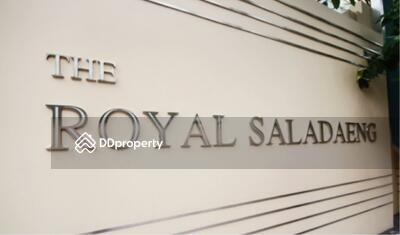 For Rent - 38261 - The Royal Saladaeng Road. 180 sq. m. | 38261