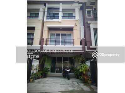 ขาย - Condo for Sale บ้านกลางเมือง เกษตร - นวมินทร์ (Baan Klang Muang) , 3 Bed 3 Bath  166 SQ. M. 1-3F.