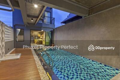 ให้เช่า - 3 ฺBed Room Modern Loft Pool villa 5 Miniute to Naiharn Beach