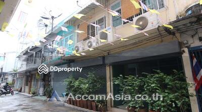 For Sale - townhouse for sale in Charoenkrung Bangkok SaphanTaksin BTS AA13038