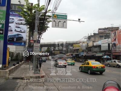 ให้เช่า - 37107-Land for rent, on Sukhumvit 55 rd. , 1 rai 261 sq. wa.   21286
