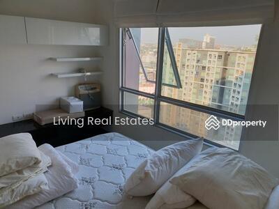 ให้เช่า - F9080462 ขาย คอนโด The Room Ratchada-Ladprao ขนาด 61 ตร. ม. ชั้น 18 ตึก 2 ห้องมุม ทิศตะวันออก