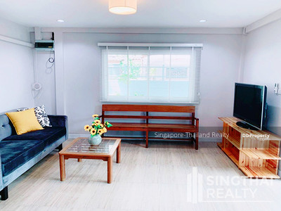 For Rent - House BTS Punnawithi 3 bed / 2 bath