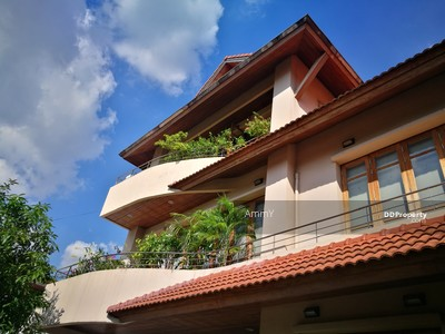 For Sale - Sale Single house , 3 storey   Dindeang Phraram  near new CBD  City and Business center