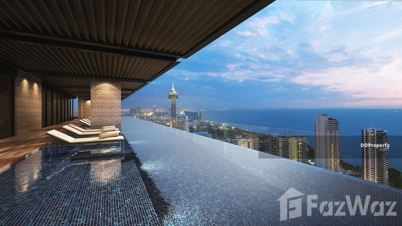 2 bed condo for sale in Pratumnak Hill, Pattaya with Sea View | Unit ID:  PA-14487 | FazWaz