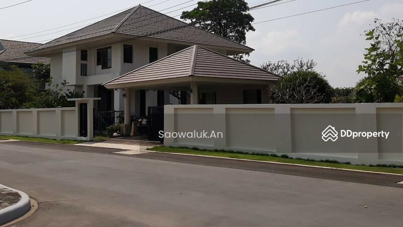 บ้านเดี่ยว 2 ชั้น สร้างเอง มีสระว่ายน้ำ อยู่ใน ม.อารียา โคโม่ ลาดกระบัง-สุวรรณภูมิ #66843772