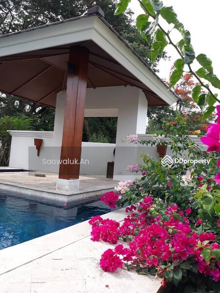 บ้านเดี่ยว 2 ชั้น สร้างเอง มีสระว่ายน้ำ อยู่ใน ม.อารียา โคโม่ ลาดกระบัง-สุวรรณภูมิ #66843774