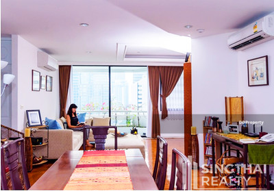 For Rent - Trinity Complex BTS Chongnonsi 3 bed / 3 bath