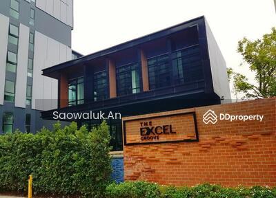 ขาย - ขายด่วน! คอนโด The Excel Groove ลาซาล 52 ตึกA ชั้น5 ขนาด 27. 5ตร. ม ใกล้รถไฟฟ้า BTS แบริ่ง