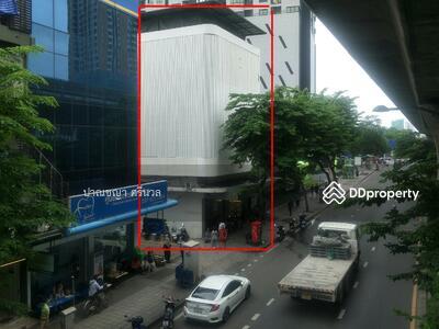 ขาย - อาคารพานิชย์ 41 ตร. ว. ติด BTS สะพานควาย  เขตพญาไท กทม.