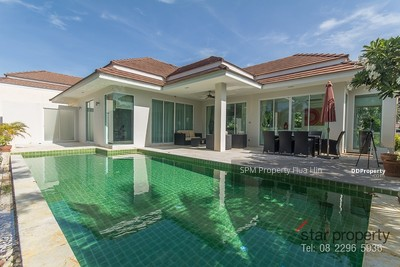 For Sale - Pool Villa For Sale in Red Mountain Hua Hin Soi 88