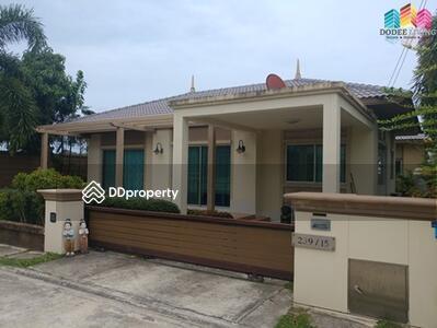 For Sale - ขายบ้านเดี่ยว คาซ่า ซีไซด์ ระยอง หลังมุม 63. 2 ตรว. 2 ห้องนอน 1 ห้องน้ำ ราคาต่ำกว่าตลาด 063-559-6666