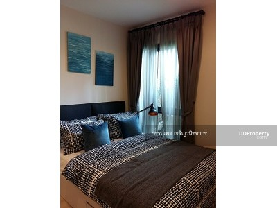 For Rent - Condo for Rent at Centric Ratchada Huai Khwang station  1Bedroom (31. 5sq. m. ) with private terrace
