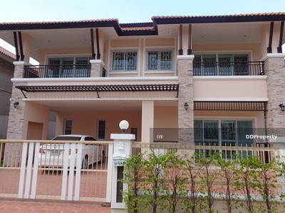 For Rent - ็House for Sale / Rent @ TW Garden Pattaya 81 sq. w. near Water Floating Market Pattaya