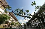 ขาย โรงแรม 3. 5 ดาว เกาะสมุย ใกล้หาดเฉวง  2-0-62. 2 ไร่ ห้องพัก 47 ห้อง ราคา 130 ลบ.