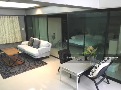 For Sale - Condo for sale, Ramintra Sinthanee Residence Tower, spacing room, good condition, fully furnished.