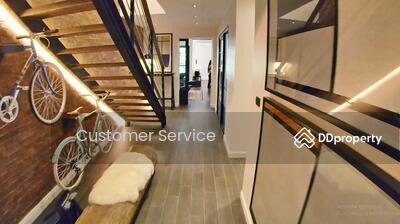 ขาย - CRP-S1-CD-620820 A Penthouse Condominium -on Ekamai Location, 6 Bed 5 Bath, Close to BTS Ekamai