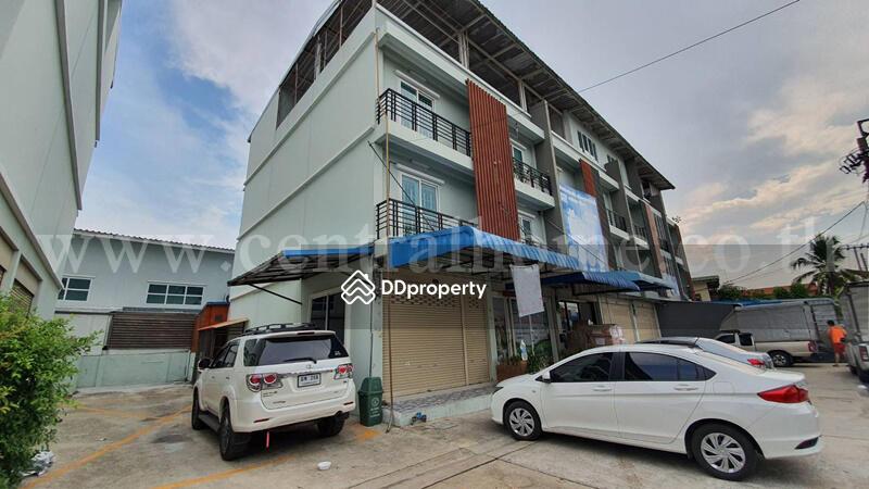 อาคารพาณิชย์ ลภาวัน 22 บางใหญ่ ขายพร้อมผู้เช่า