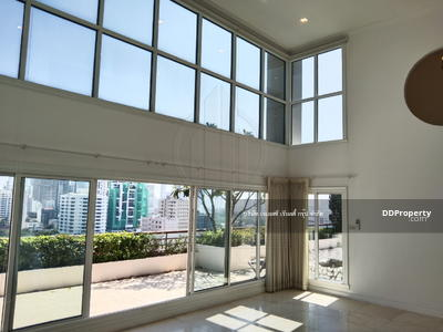 For Rent - 900173T For Rent Duplex Penthouse, 3 bedrooms at the Baan Ploenchit Available again Sep 2021