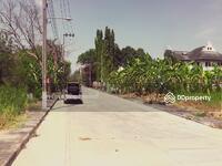 ขาย - ขายที่ดินเปล่าหมู่บ้านอรุณสุนทรี ย่านพุทธมณฑลสาย2