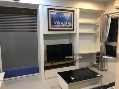 For Rent - For Rent at BTS Krung thon buri station Q house Condo Sathorn (Fully furnished)
