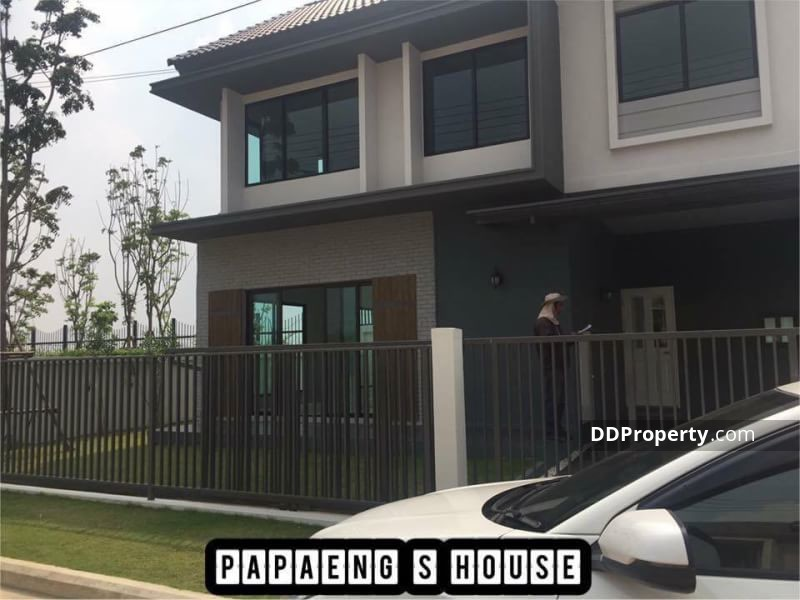 Detached House in Khlong Luang, Pathum Thani #70502422