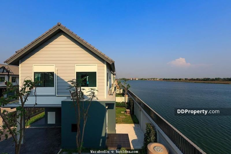 Detached House in Khlong Luang, Pathum Thani #70502424